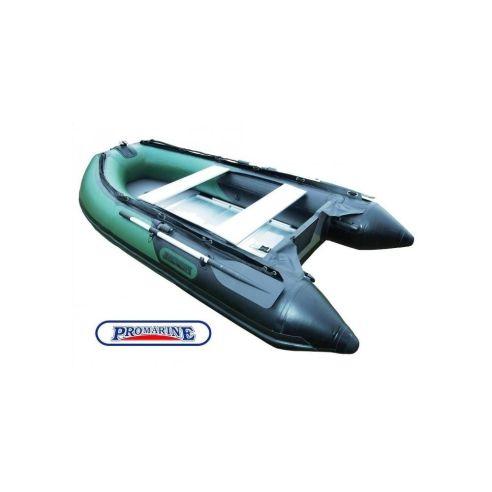 PVC valtis Promarine AL-300 aliuminiu dugnu ir kyliu