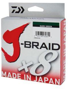 NAUJIENA! PE valas DAIWA J-BRAID 8 gijų 150 m.
