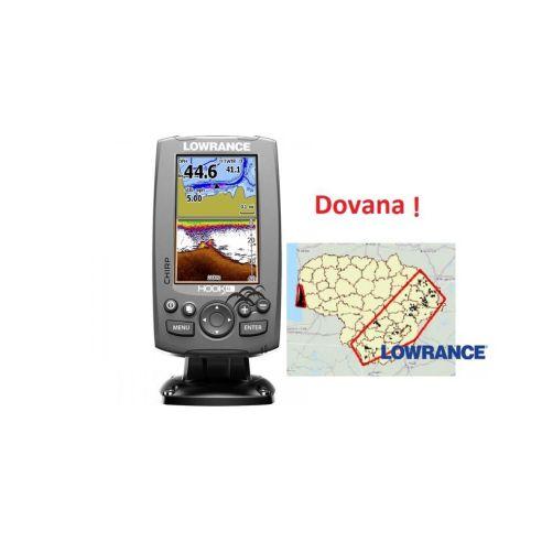 Lowrance HOOK-3x DSI 455/800kHz