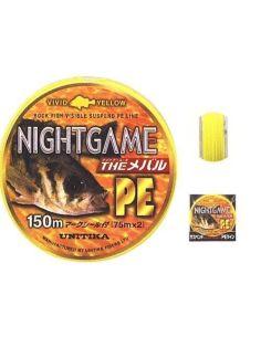 PE valas Night game mebaru PE II Nr.0,3-0,6