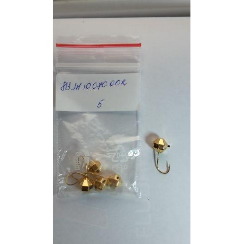 Volframinė spalvota avižėle SHARK , 5 gramai