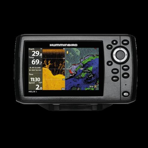 ECHOLOTAS HELIX 5 CHIRP DI GPS G2