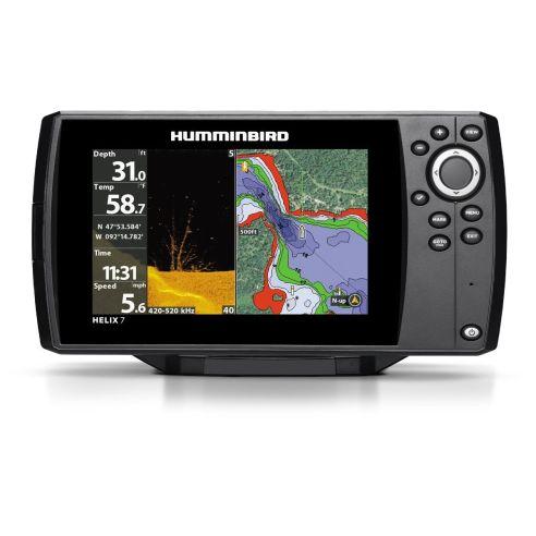 ECHOLOTAS HELIX 7 CHIRP DI GPS G2