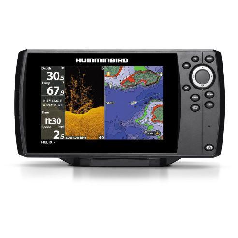 ECHOLOTAS HELIX 7 CHIRP DI GPS G2N