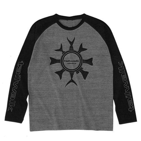 Tailwalk marškinėliai Raglan Long Sleeve T-Shirts