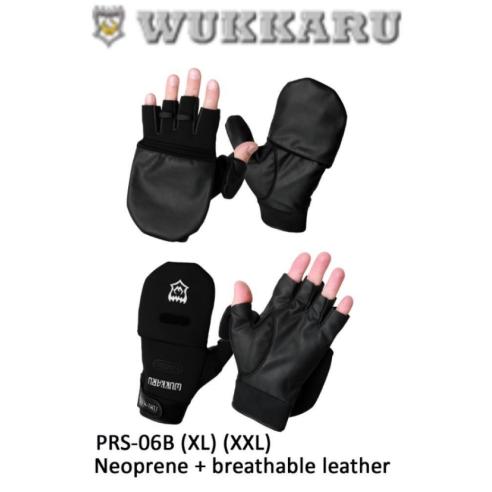 Neoprenines pirštinės WUUKKARU WK-06