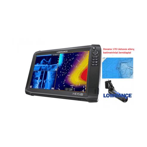 HDS-12 Carbon su TotalScan davikliu