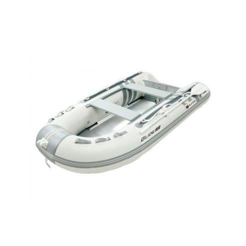 Pripučiama RUNOS GLIDE PVC valtis 4,00 m.su aliuminiu dugnu