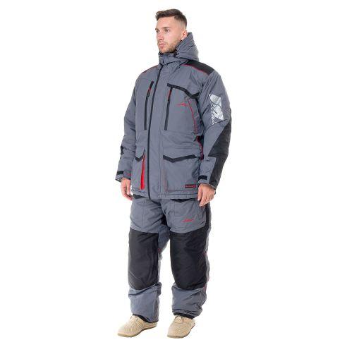 Žieminis kostiumas Siberia Pilka/Juoda Breathable