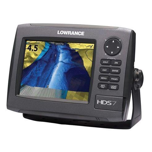 Echolotas Lowrance HDS-7 GEN2 Fishfinder/GPS Chartplotter