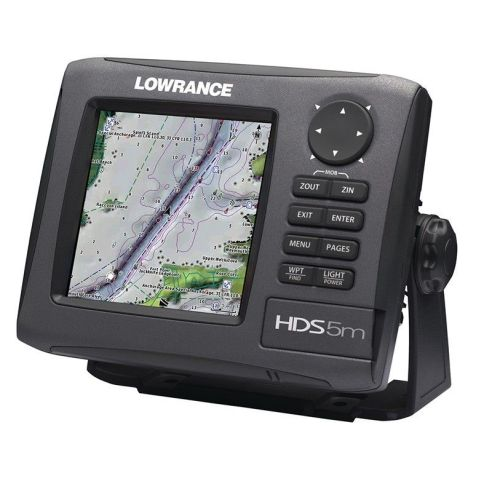 Lowrance HDS-5m GEN2 Multifunction GPS Chartplotter