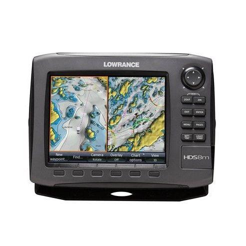 Lowrance HDS-8m GEN2 Multifunction GPS Chartplotter