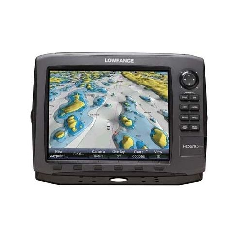 Lowrance HDS-10m GEN2 Multifunction GPS Chartplotter