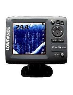Echolotas Lowrance DownScan Imaging™ Elite-5x DSI Fishfinder