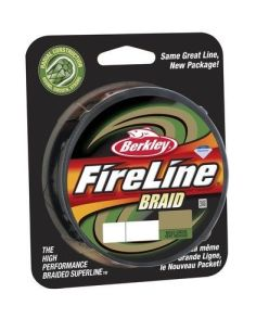 Naujiena! Valas Berkley FireLine Braid 110m Green