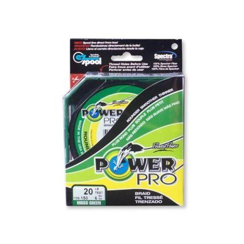 Valas pintas Power Pro 135 m. žalias