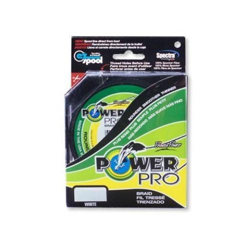 Valas pintas Power Pro 135 m. baltas