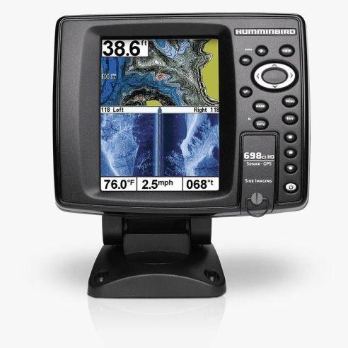 ECHOLOTAS HUMMINBIRD 688CXI HD DI COMBO SU GPS