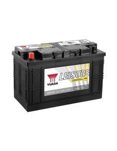 Akumuliatorius YUASA Leisure L35-115 115Ah