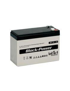 Akumuliatorius IntAct BP12-10 12V 10Ah AGM VRLA