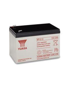Akumuliatorius YUASA NP12-12 12V 12Ah AGM VRLA