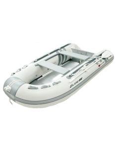 Pripučiama RUNOS GLIDE PVC valtis 3,30 m.su aliuminiu dugnu
