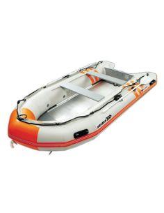 Pripučiama RUNOS SURF PVC valtis 4,20 m.su aliuminiu dugnu