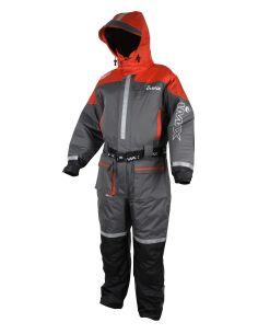 Neskestantis kostiumas Imax Ocean Floatation Suit Grey/Red, 1 dalies