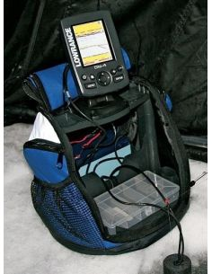 SUPER PASIŪLYMAS! Echolotas Lowrance Hook-4 GPS All season