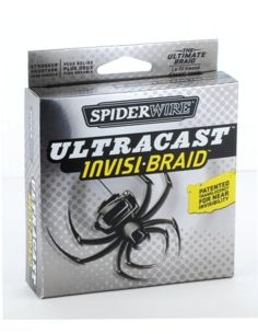 Valas Spiderwire Ultra Cast Invisi-Braid 8giju 270m