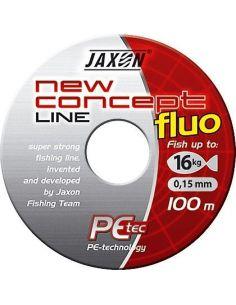 PE valas Jaxon New Concept Premium fluo100m