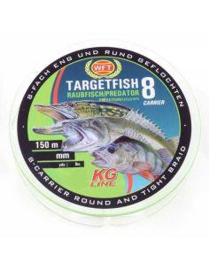 Valas WFT Target Fish TF8 Predator Chartreuse 150m