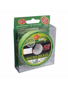 Valas WFT Micro Braid KG Chartreuse 150m - NEW 2018