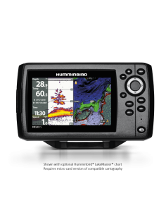 ECHOLOTAS HELIX 5 CHIRP GPS G2 ECHOLOTAS+akumuliatorius dovanų