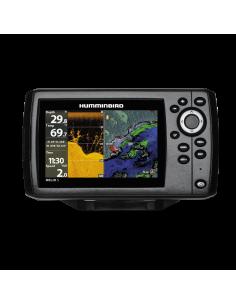 ECHOLOTAS HELIX 5 CHIRP DI GPS G2+akumuliatorius dovanų
