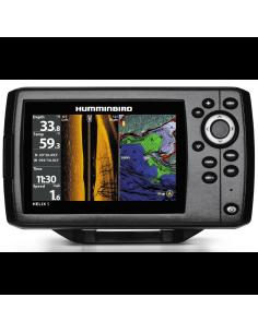 ECHOLOTAS HELIX 5 CHIRP SI GPS G2+akumuliatorius dovanų
