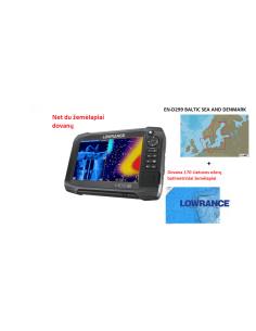 HDS-7 Carbon ROW with No Transducer