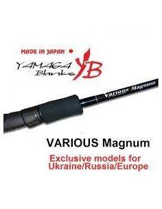 NEW 2021! Yamaga blanks Various Magnum 78M,  236cm 7-28gr