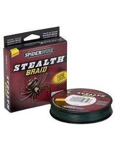 Valas Spiderwire Stealth 137m Moss Green