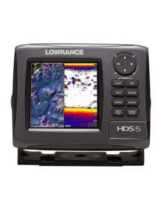 Echolotas Lowrance HDS-5 GEN2 Fishfinder/GPS Chartplotter