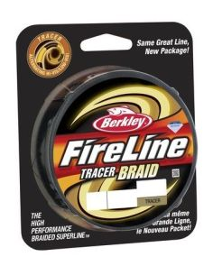 Naujiena! Valas Berkley FireLine Braid 110m Tracer