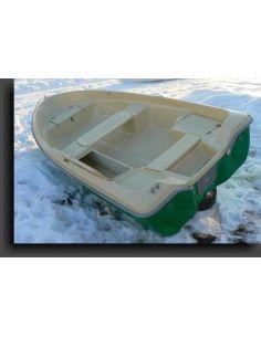 Plastikinė valtis Wigry 355