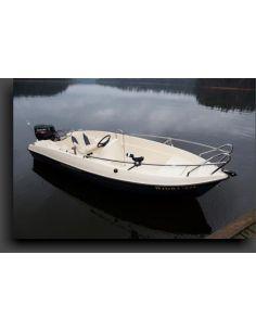 Plastikinė valtis Wigry 434